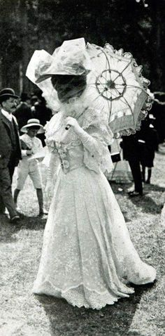 French Fashions from 1905-06                                                                                                                                                                                 More