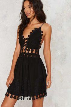 Sweet Success Crochet Lace Dress - Sale: 40% Off | Dresses | Sale on Sale-Up to 80% off | Clothes | Dresses