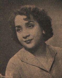 Adile Naşit 1930~1987