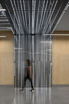 Image result for modern elevator lobbies and corridors stencil graphics
