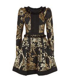 View the Brocade Flirt Dress