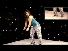 Zumba Steps: The Cumbia ~ she teaches you the basic zumba moves, she's got lots more on youtube, good for beginners
