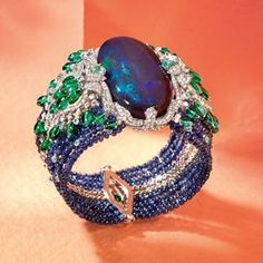 A mysterious and rare 85.42-carat black opal, reminiscent of the night sky, from the new #EtourdissantCartier Collection. #Cartier Read more at http://websta.me/n/cartier#553o8lzKK0qIQIeI.99 @cartier Instagram photos | Websta (Webstagram)