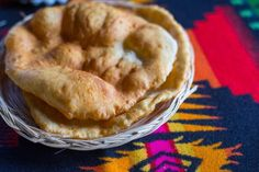 Fry Bread from FireLake: Fry Bread Taco of the Oklahoma-based Citizen Potawatomi Nation in Shawnee OK Photo: Courtesy Citizen Potawatomi Nation