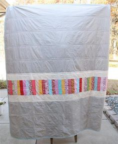 quilt by leaandlars, via Flickr