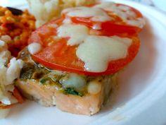 Łosoś albo Łosoś na Street Food Polska :) #salmon #opinion #blog