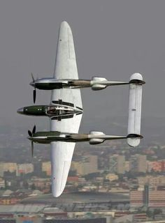 Beautiful Warbirds