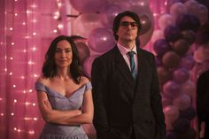 Titles: DC's Legends of Tomorrow, Slay Anything People: Brandon Routh, Courtney Ford (Nora Darhk) © 2020 The CW Network, LLC. All rights reserved. Legends Of Tommorow, Dc Legends Of Tomorrow, Supergirl, Maisie Richardson Sellers, Nick Zano, Dc Comics, Ray Palmer, Dominic Purcell, Brandon Routh