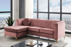 Modular Sectional Sofa, Futon Sofa, Chaise Sofa, Couch With Chaise, Couch Set, Sofa Furniture, Living Room Furniture, Modern Sofa Designs, Sofa Colors