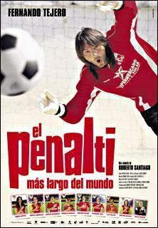 EL PENALTI MÁS LARGO DEL MUNDO // Spain // Roberto Santiago 2005