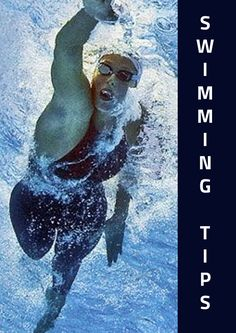 Swimming Tip: Mind Your Hands