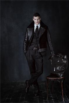 Berluti menswear Fall Winter 2013-14 collection #PurelyInspiration