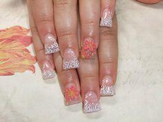 bride nail polish style