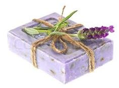 Learn how to make Homemade Lavender Soap with the great aromatic scent of lavender flowers.  Lavender Soap Recipe  2 tablespoons of fresh lavender flowers, chopped 2 tablespoons of glycerine, warmed 12 tablespoons of olive oil based soap, grated 1 tablespoon of clear honey For decoration: a ribbon and extra sprigs of lavender flowers