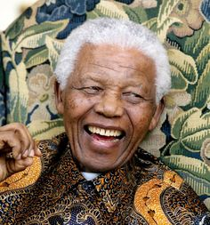 """""""And as we let our own light shine, we unconsciously give other people permission to do the same. As we are liberated from our own fear, our presence automatically liberates others."""" ~ Nelson Mandela"""