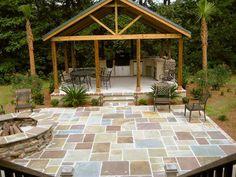 outdoor kitchenpatio - Outdoor Kitchen Patio Ideas