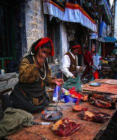 Lhasa. Tibet                                                                                                                                                     More