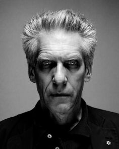 David Cronenberg (1943) - Canadian filmmaker, screenwriter and actor. Photo by Rüdy Waks