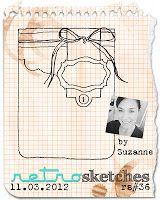 36 retro sketches : a challenge: RETROsketches 1 - 52...