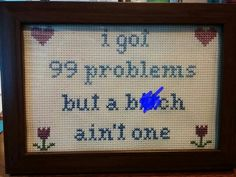99 Problems Jay Z gift