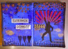 Un défi disco Musique-art