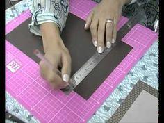 Artesanato: Pasta para Corte | Sabor de Vida - 06 de Agosto de 2012 - YouTube