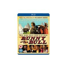 Bunny and the Bull [Blu-ray]: Amazon.co.uk: Edward Hogg, Simon Farnaby, Verónica Echegui, Richard Ayoade, Julian Barratt, Noel Fielding, Rich Fulcher, Waleed Khalid, George Newton, Margaret Wheldon, Paul King, CategoryArthouse, CategoryUK, Festival British Independent Film Awards, Bunny and the Bull (2009) (Blu-Ray), Bunny and the Bull (2009): Film & TV