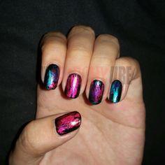 #foils #nailfoil #abstract