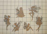 Garden Fairies Medium