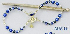 Lilla Rose Inc - Navy blue and white combined with brass make this well-found FOTM proud to sail along with you on your next voyage. Launch offshore (or on) and enjoy the anchor as a symbol of hope in a safe haven, and the wheel to guide you along the way. We hope you'll add this treasure to your sea chest, and like any good nautical hardware, the brass may weather, such as patina.  Mega (9-2475) www.lillarose.biz/lovingmyhair  www.facebook.com/LillaRoseTracyBlough