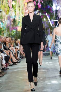 Dior SS14 (Working 9 to 5)