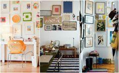 15 Fantastic Gallery Walls            Posted by       melanieblodgett