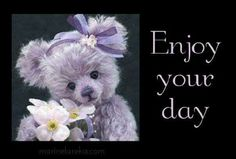A Good Morning Friends, Good Morning Good Night, Make New Friends, Attitude Of Gratitude, Tatty Teddy, Cute Teddy Bears, Fun Cup, Sweet Quotes, Kind Words