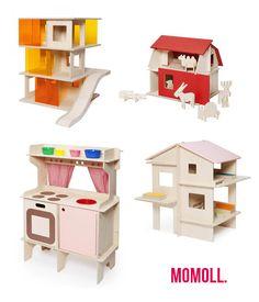 Momoll - Minimalistisch houten speelgoed voor kinderen - Moodkids | Moodkids