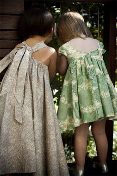 Backline on the right: Sophies Lane special occasion dresses for little girls | Australian Designer Baby Clothes #baby