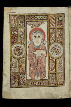 St. Gallen, Stiftsbibliothek, Cod. Sang. 51 Parchment · Ireland · about 750; Irish Evangelary from St. Gall (Quatuor evangelia)