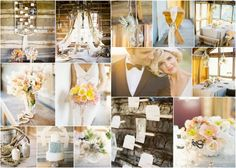 La Fleur Weddings and Events | Gallery | Romantic Anthropology Inspired Photo Shoot