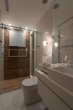 Archtrends Portobello - Onde as referências se encontram Bathroom Interior Design, Home Organization, Small Bathroom, Living Room Designs, Modern Design, New Homes, Bathtub, House, Home Decor