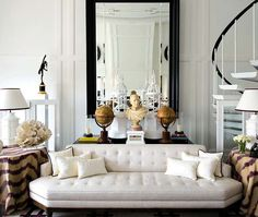 Creating Focal Points for Your Living Room