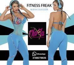 Próximamente en nuestra tienda Online, estaremos lanzando la nueva colección de OLA-LA Ropa Deportiva FITNES FREAK, para la mujer de hoy que le gusta ser soñadora, atrevida, sexy, fitness. Porque en OLA-LA, somos como tu… http://ola-laropadeportiva.com/26-coleccion-fitness-freak Contáctenos por whatsapp al +57 3188278826. #GYM #Workout #Nuevacolección #FitnessFreak #Trajesdebaño #Vestidosdebaño #Verano2016 #CostaRica #Leggins #TOPS #Summerfit #Olalaropadeportiva #Ecommerce #Online #Comercio