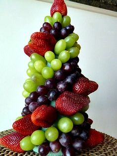 Try a Fruit Topiary for a Stunning Mother's Day Breakfast   What to Expect