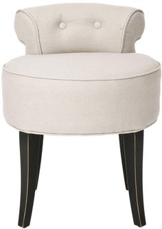 vanity stools and chairs. MCR4546A Vanity Stools - Furniture By And Chairs