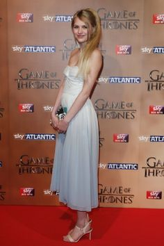 Nell Tiger Free at event of Game of Thrones