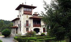 """Casa """"Villa Joaquina"""" Villamayor (Piloña - Asturias)"""