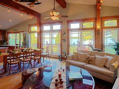 ::+LOST+LODGE+@+THE+LAKE+::+Lavishly+Furnished+/+4+Master+Bedroom+Suites+&+Direct+Lakefront.....+++Vacation Rental in Lake Champlain Valley from @homeaway! #vacation #rental #travel #homeaway