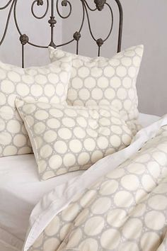 Another sOUP Home duvet at Anthropologie - the Tosi Duvet - beautiful block printing!
