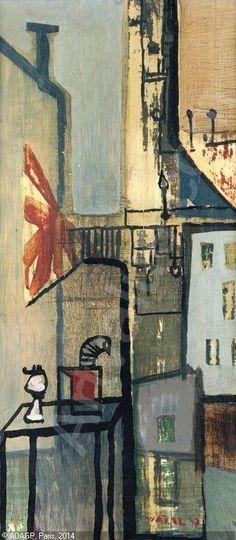 Bohumír Matal /Strechy sold by Art Consulting Brno, Prague, on Monday, May 22, 2006