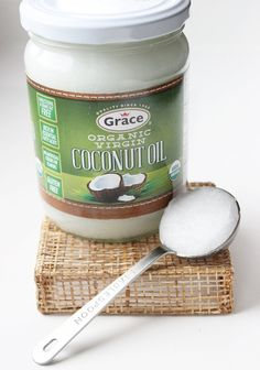 Pin for Later: 24 Hacks to Make 2016 Your Best Hair Year Ever DIY coconut oil hair mask
