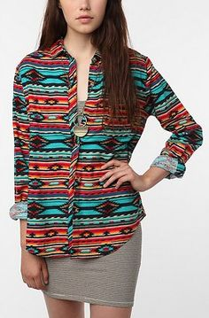 Tribal Trends: Native American Inspired Fashion | Her Campus