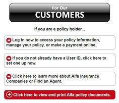 Alfa Auto Insurance >> 28 Best Insurance Images In 2018 Car Insurance How To Make Website